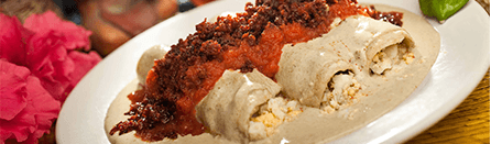 gastronomia playa del carmen